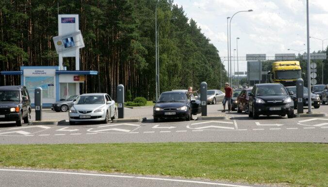 LTV: 'Latvijas Pastam' jāmaksā milzīgs sods par iebraukšanu Jūrmalā