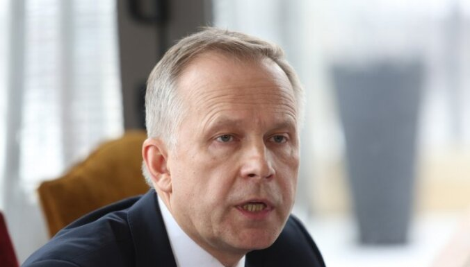 Контрразведка Латвии лишила Римшевича допуска к гостайне
