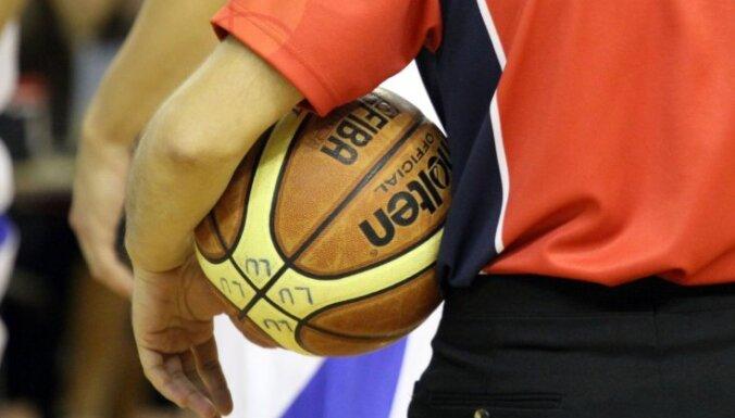 В НБА появился танцующий рефери
