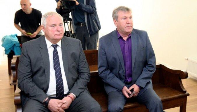 Начался суд над Логиновым и его замом: оба отрицают вину