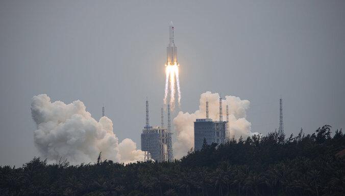 На Землю в выходные упадут обломки китайской ракеты. Куда именно — неизвестно