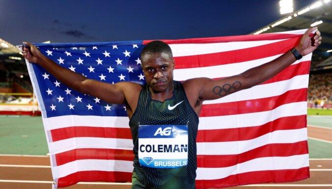 Sezonas ātrākajam sprinterim Kolmenam draud diskvalifikācija
