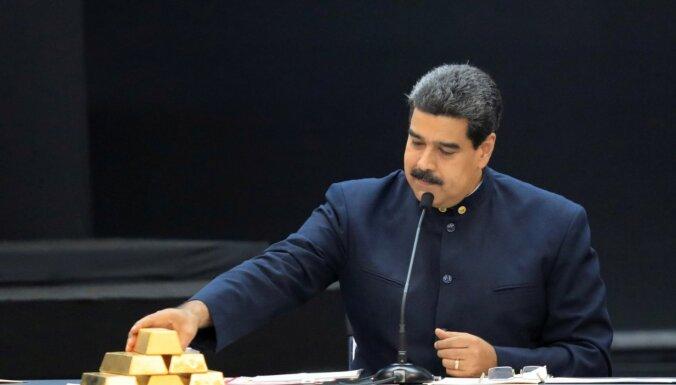 Глава Венесуэлы Мадуро помиловал десятки оппозиционных депутатов