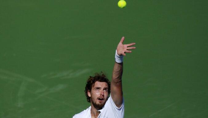 Gulbis saglabā pozīciju ATP tenisa rangā, Sevastova pakāpjas WTA vērtējumā