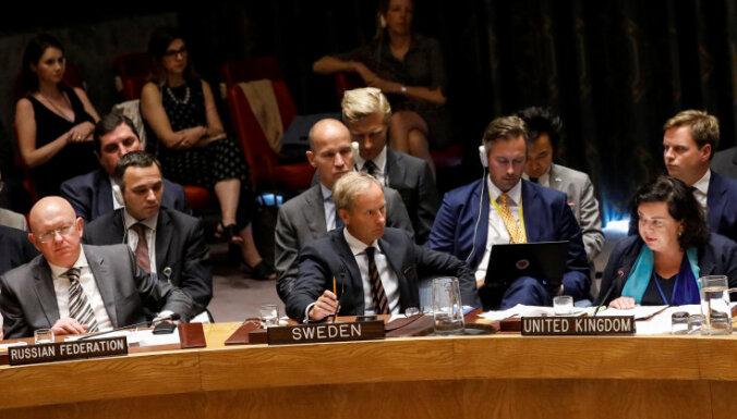 Отравление Скрипалей: Россия и Британия обменялись выпадами в Совбезе ООН