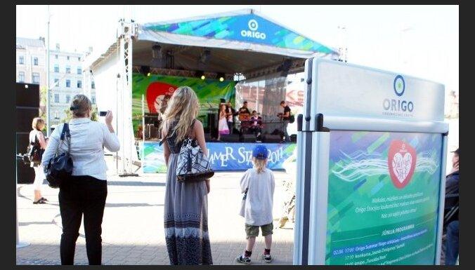 'Origo Summer Stage' sezonu slēgs ar liepājroka un blūza koncertiem