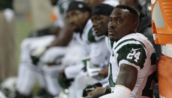 Bijušais NFL spēlētājs nošauj piecus cilvēkus un izdara pašnāvību