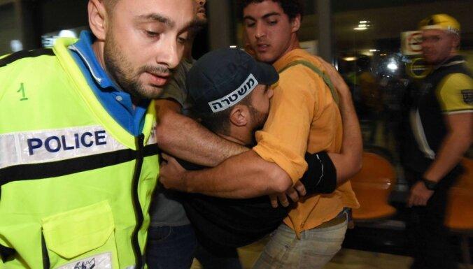 Новое нападение на юге Израиля в преддверии визита Керри