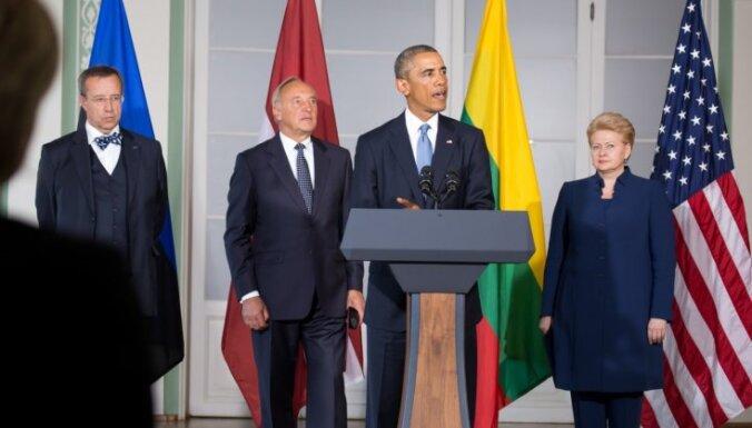 """Dеutsche Welle: в Балтии ждут """"конкретики"""" от Обамы и НАТО (ФОТО)"""