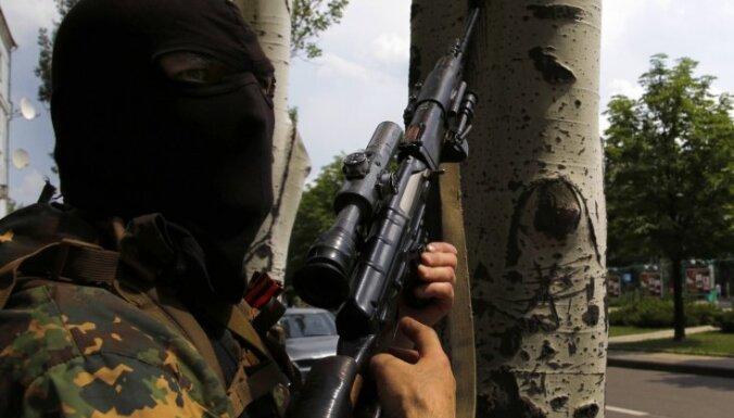 В Минобороны Латвии опровергли заявления ЛНР о снайперах из Прибалтики