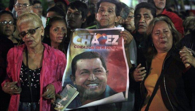 Чавеса успешно прооперировали на Кубе