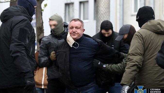 Ukrainas ģenerālmajors plānojis teroraktus un vācis izlūkinformāciju Krievijas labā
