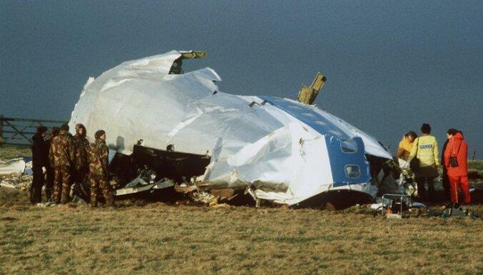 """Взрыв самолета над Локерби: спустя 32 года США обвинили """"человека, сделавшего бомбу"""""""
