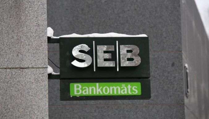 'SEB banka' pērn uzņēmumiem aizdevumos izsniegusi 780 miljonus eiro