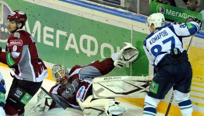 Holts: Maskavas 'Dinamo' cieš no sava spēles stila