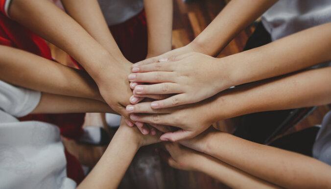 72% Latvijas skolēnu tic iespējai attīstīt savas prasmes, liecina pētījums