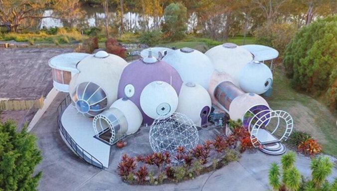 В Австралии выставили на продажу дом из пузырей