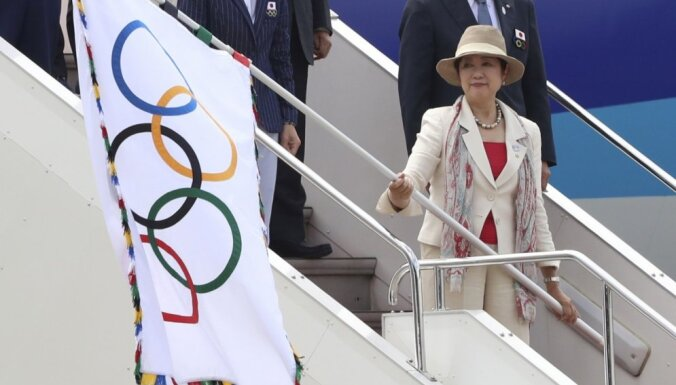 Tokijas olimpiskās spēles koronavīrusa dēļ netiks atceltas, uzsver organizatori