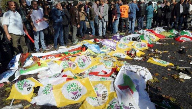 Теракт в столице Турции: погибли 86 человек, более 180 ранены