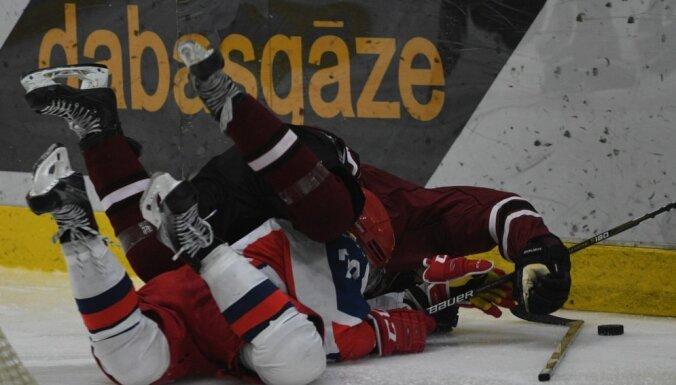 'Rīga' MHL spēlē 19. sekundē gūst vārtus, taču cieš kārtējo zaudējumu