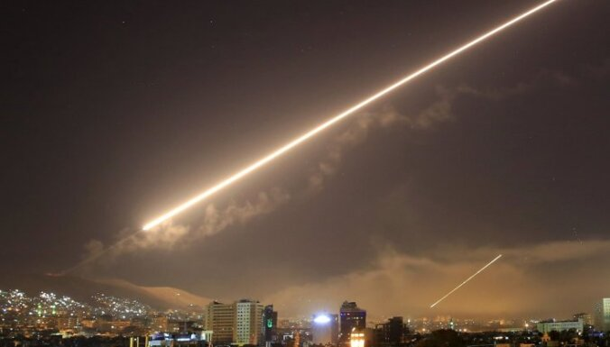 Удар по Сирии: чем отличаются версии Москвы и Вашингтона