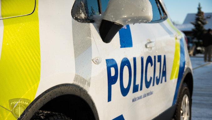 Satiksmes negadījumā Liepājā bērns guvis traumas