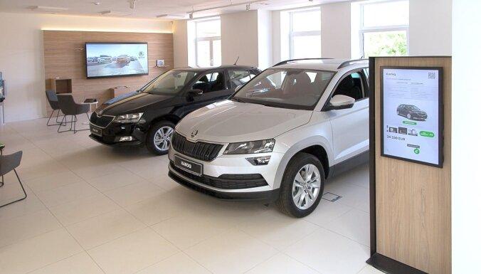 Daugavpilī darbu uzsācis jauns 'Škoda' dīleris 'Auto Welle'