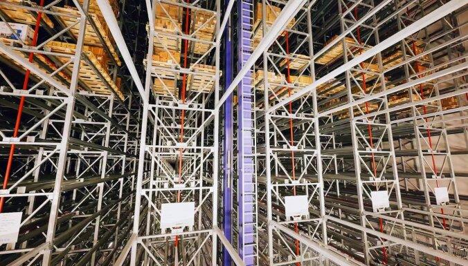 В Рижском порту развиваются услуги электронной коммерции с высокой добавленной стоимостью