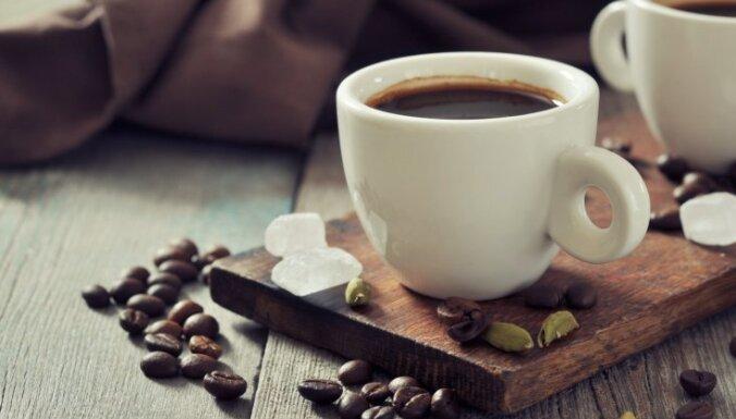 Ārsti: kofeīns palīdz saglabāt veselību
