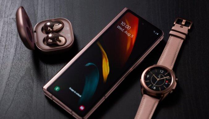 Salokāmais 'Samsung Galaxy Z Fold 2' – dators tavā kabatā