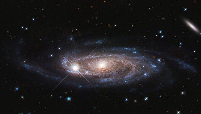 """Космический монстр: телескоп """"Хаббл"""" сделал фото """"галактики-Годзиллы"""""""