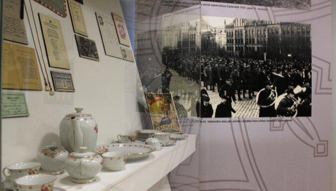 Lācplēša dienā Latvijas Nacionālajā vēstures muzejā būs īpaša bezmaksas programma