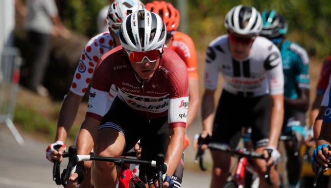 Skujiņš izvirzīts UCI šosejas riteņbraukšanas atlētu komisijai