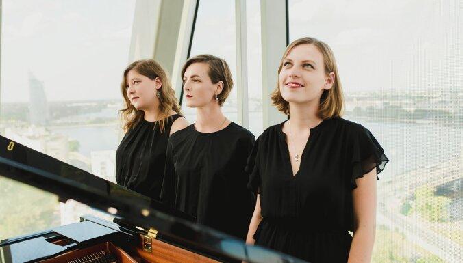 Kameransamblis 'Trio Metamorfoze' guvis uzvaru starptautiskā konkursā Francijā