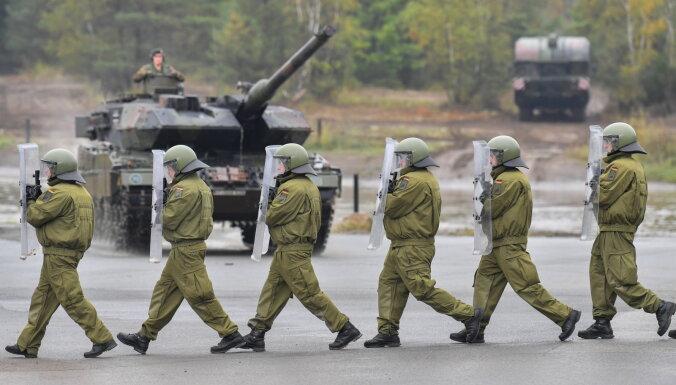 Германия обязалась повысить платежи на содержание НАТО