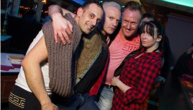 Rīgas slavenākie ballētāji novērtē jaunu burziņu epicentru
