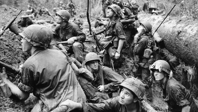 Covid-19 nogalina vairāk amerikāņu nekā Vjetnamas karš