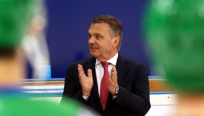 Fāzels: Latvija piedāvāja uzņemt visas pasaules čempionāta spēles