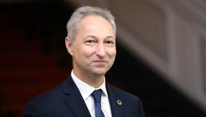 Valsts prezidents valdības veidošanu uztic Bordānam (plkst. 15.08)