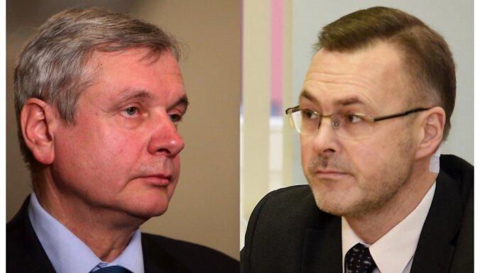 Šadurskis rosina 'Vienotības' Ētikas komisiju izvērtēt Loskutova rīcību