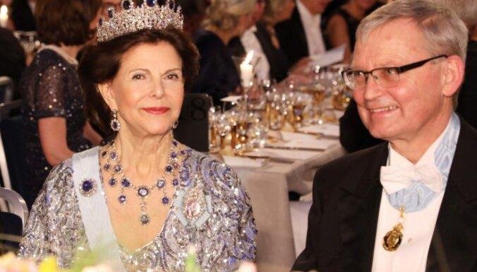 Zviedrijas karaliene atzīst, ka pilī ir spoki