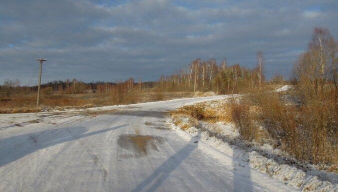 Krāslavas novada priekšsēdētājs: traģiskās avārijas vietā ir grūti izbraucams pagrieziens