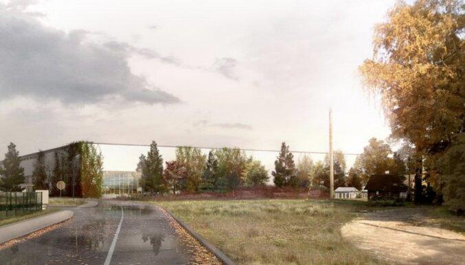 Dreiliņu iedzīvotāji: Par 'Ikea' lielākais 'Depo' loģistikas centrs radīs milzu sastrēgumus
