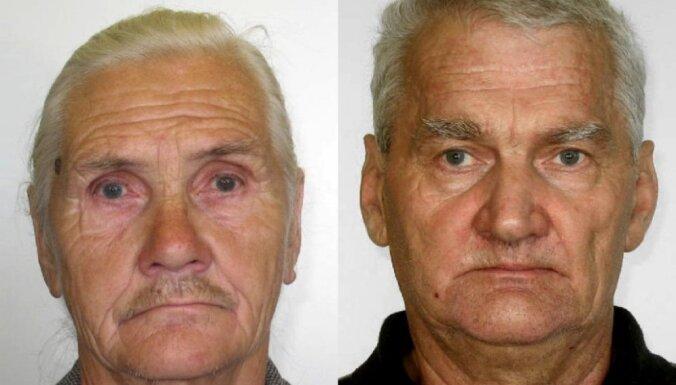 Krāslavas policija meklē divus bezvēsts pazudušos