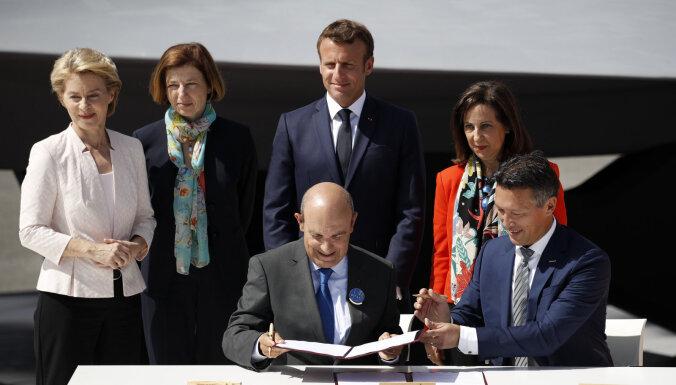 ФРГ, Франция и Испания запустили крупнейший оборонный проект в Европе