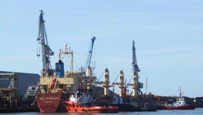 Noslēgti pirmie līgumi par 'Metalurga' teritorijas izmantošanu ostas vajadzībām