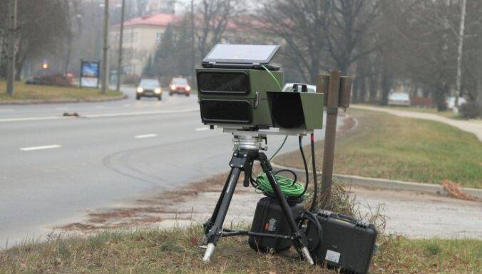 Fotoradarus neieslēgs arī šajā nedēļas nogalē; vienošanos cer noslēgt pirmdien