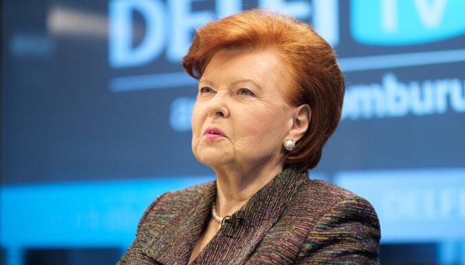 Вике-Фрейберга предложила создать военный альянс стран Балтии и Польши, чтобы защититься от России