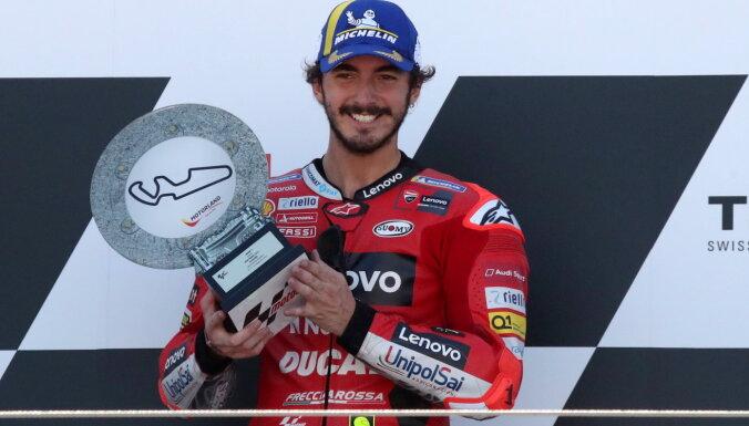 Banjaja uzvar 'MotoGP' sacensību posmā Aragonā