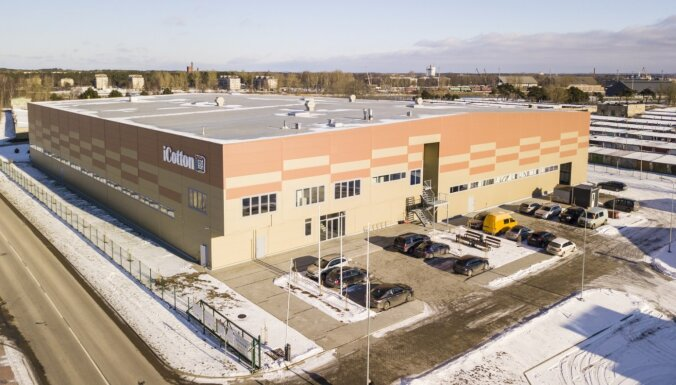 Производитель гигиенических товаров сдал в эксплуатацию новое производство в Лиепае